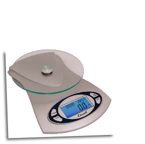 Vitra Glass Top Scale, 11 Lb / 5 Kg