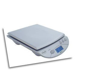American Weigh Digital Postal/ Kitchen Scale 13 lb / 6 kg Silver