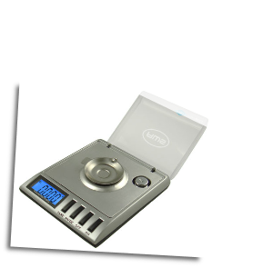 American Weigh Gemini-20 Portable Milligram Scale 20x0.001g