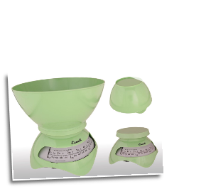 Estilo Spring Scale, Apple Green