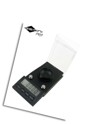 American Weigh GeminiPRO Digital Milligram Scale 20g x 0.001g