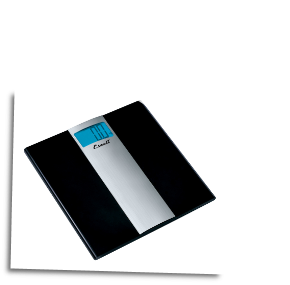 Ultra Slim Bathroom Scale, 400 Lb / 180 Kg