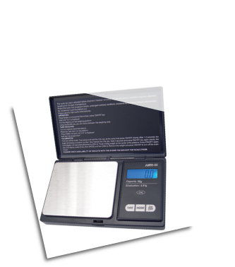 American Weigh AMW-55 Precision Pocket Scale 55g x 0.01g