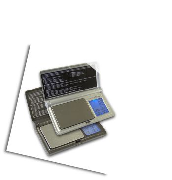 American Weigh BS-250 Touchscreen Pocket Scale 250g x 0.1g