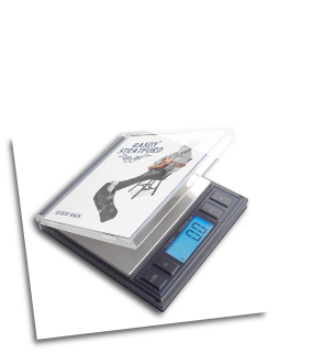 American Weigh CD-Scale® Compact Digital Scale 1000x0.1g