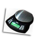 Black Orbit Counting Digital Scale 2000 x 0.1 gram by US Balance
