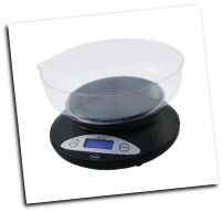 American Weigh 2K-BOWL Compact Bowl Scale 2000g x 0.1g (SKU: 2K-BOWL)