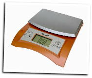 Avia Digital Scale, 11 Lb / 5 Kg, Copper
