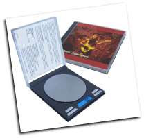 American Weigh CD-Scale® v2.0 Compact Scale 500 x 0.1g