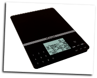 Cesto Portable Nutritional Tracker, 11 Lb / 5 Kg, Black