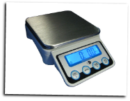 Penn Scale PS10 10 lb. Portion Scale 10lb x 0.1oz (SKU: PS10)