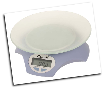 Avia Digital Scale, 11 Lb / 5 Kg, Denim Blue