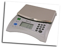 Pana Volume Measurement Scale, 6.6 Lb / 3 Kg