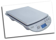 American Weigh Digital Postal/ Kitchen Scale 13 lb / 6 kg Silver (SKU: AMW-13 silver)