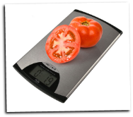 American Weigh EDGE Digital Kitchen Scale 11lb x 0.1oz