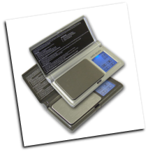 American Weigh BS-250 Touchscreen Pocket Scale 250g x 0.1g (SKU: BS-250)